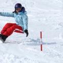 stage bank slalom entraînement monitorat