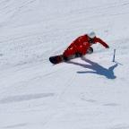 entrainement banked slalom esf
