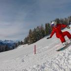 examen ENSA snowboard