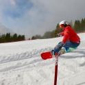 Bank slalom préparation ENSA
