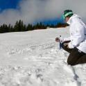 entraînement Bank slalom